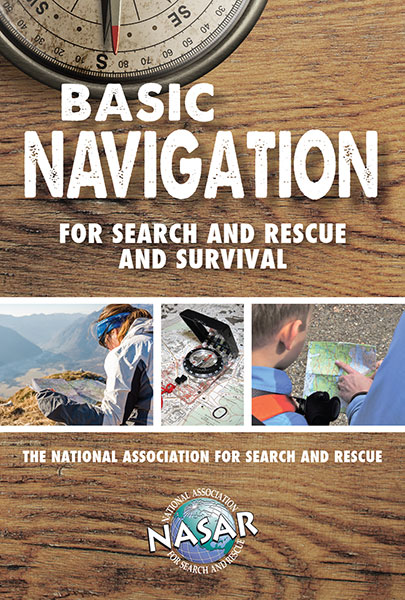 Basic Navigation for Search and Rescue and Survival, Waterproof
