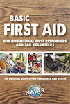 Basic First Aid for First Responders, Waterproof